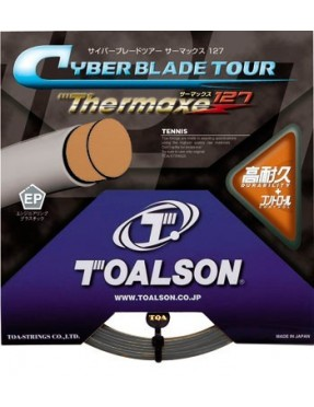 TOALSON Cyber Blade Tour Thermaxe Silver 1.23 12m