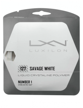 LUXILON Savage White 1.27 12m