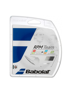 BABOLAT RPM Blast Team Black 1.25 12m