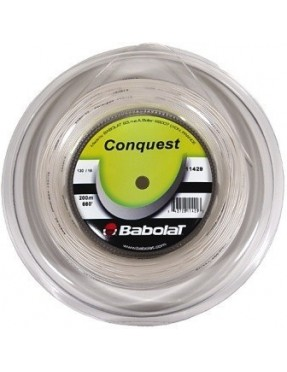 BABOLAT Conquest 1.25mm (Blanco)