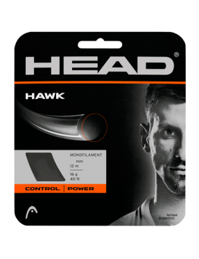 HEAD Hawk Grey 1.25 12m