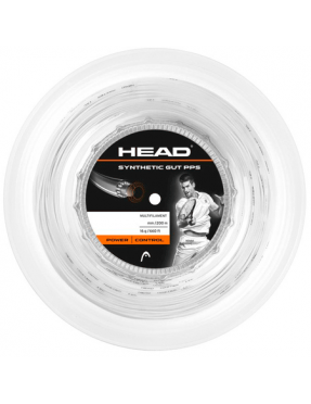 HEAD Synthetic Gut PPS 1.35 White 200m