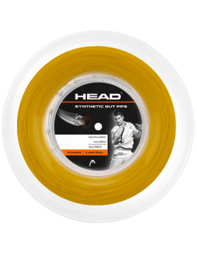 HEAD Synthetic Gut PPS 1.30 Yellow 200m