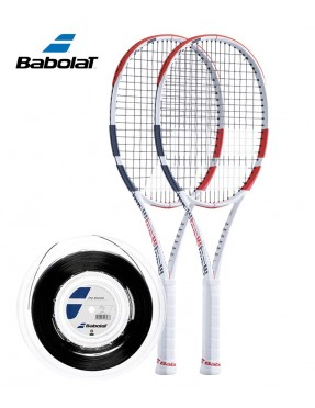 PACK BABOLAT Pure Strike 16/19  2020