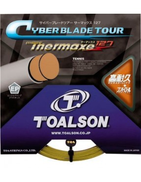 TOALSON Cyber Blade Tour Thermaxe Yellow 1.27 12m