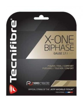 TECNIFIBRE X-ONE Biphase  1,18 12m