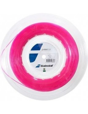BABOLAT Synthetic Gut 200m 1.30mm (Rosa)